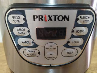 Robot Cocina Multifuncio Prixton