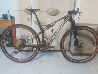Bicicleta 29 carbono Specialized Epic Sworks wc