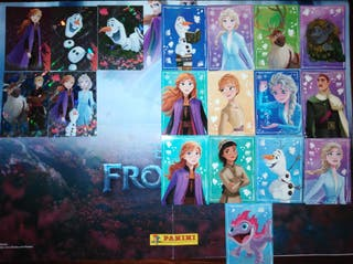 Cromos Frozen II