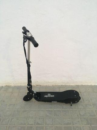 Oferta patinete eléctrico MYWIGO