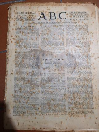 Periodico ABC 1932