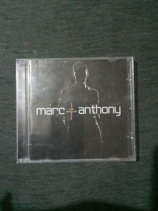 CD MARC ANTHONY-ICONOS.