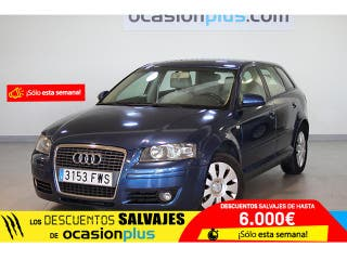 Audi A3 Sportback Attraction 1.6 75 kW (102 CV)