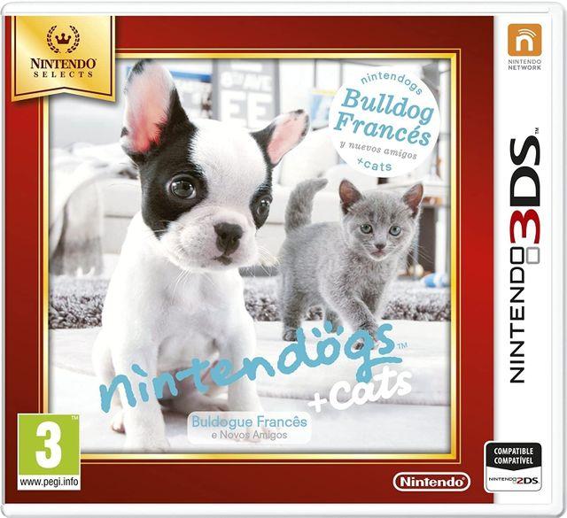 nintendog +cat 3ds
