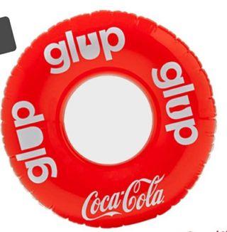 Flotador Coca Cola