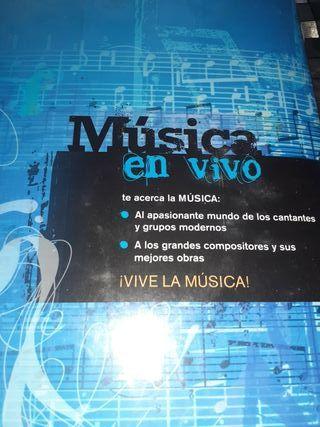 libro música de 3 ESO isac peral