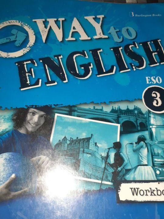 libro eorkbook de ingles