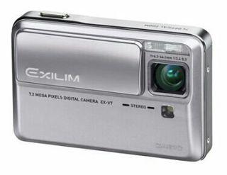 Camara compacta Casio Exilim EX-V7 zoom X 7