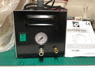 Compresor aerógrafo WERTHER TWO