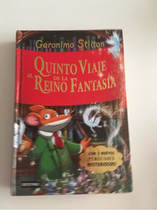 Libro de Literatura juvenil : Geronimo Stilton