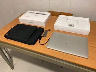 MacBook Pro 15 512Gb 16Gb RAM 455 iris pro