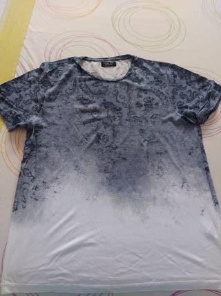 2 Camisetas de vestir hombre.
