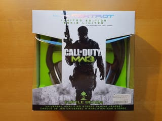 Auriculares Gaming Turtle Beach (MW3)