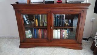 Muebles de salón completo madera maciza 600