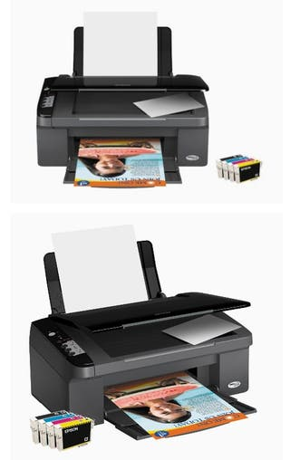 Impresora Epson Stylus Color Sx100