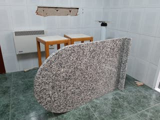 tablero mármol