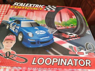 Scalextric compact.