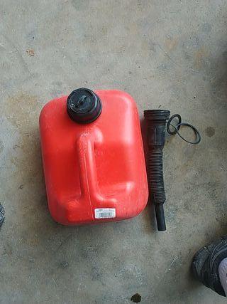 deposito gasolina