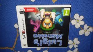 Juego Luigi's Mansion Nintendo 3DS