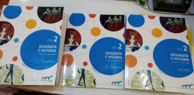 Xeografia e historia 2 ESO