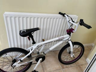 Girls bmx bike