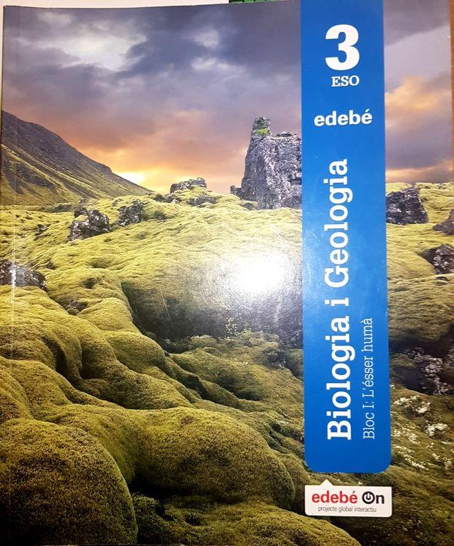 Biologia i geologia 3rESO bloc 1 i 2