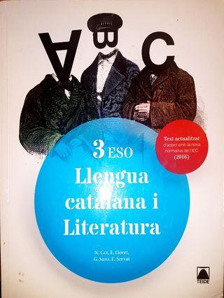 llengua catalana i literatura 3r ESO
