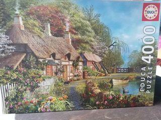 puzzle educa 4.000 piezas