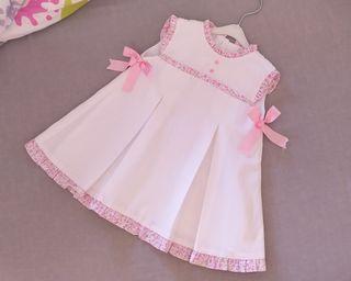 vestido 18 meses