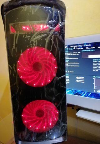 pc gaming, procesador AMD ryzen 3 3200g