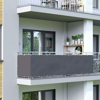 Toldo lona balcón