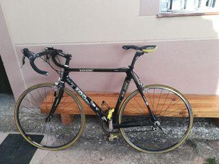 bicicleta carretera look kg 386