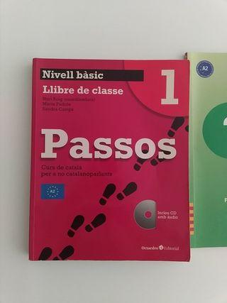 Libro Passos Catalán A2