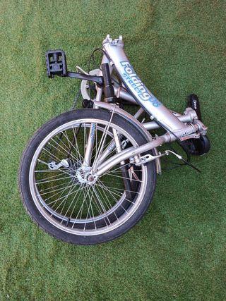 Bici plegable Folding 08