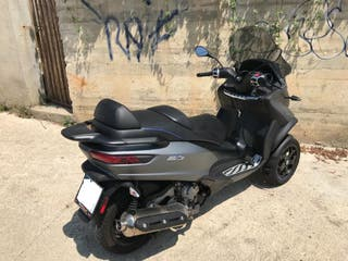Moto Piaggio Mp3 500ie Sport ABS/ASR
