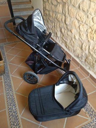 Carro bebé Uppababy vista
