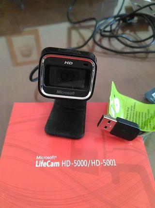 Web cam Microsoft alta definición