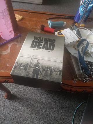 walking dead season 1 to 7