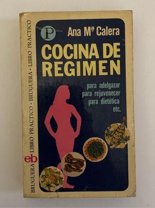 Libro práctico sobre la comida de régimen