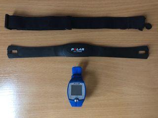 Pulsómetro Polar FT2 con banda
