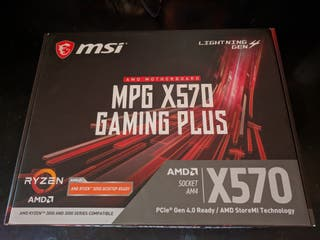 Placa base MSI X570 MPG GAMING PLUS