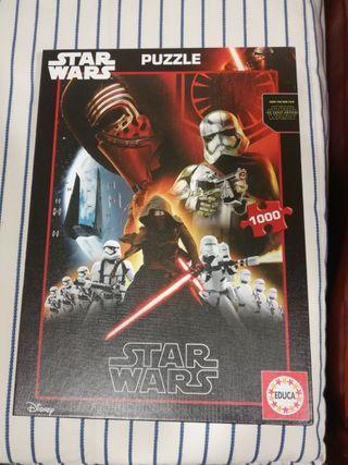 Puzzle Star Wars 1000 piezas