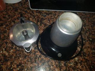 cafetera eléctrica italiana