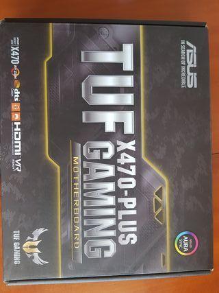 Placa base atx AM4 Asus Tuf Gaming x470