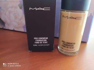 Base maquillaje pro longwear MAC