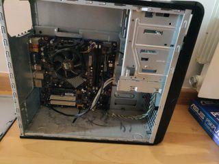 Reparación, limpieza y mejora de ordenadores