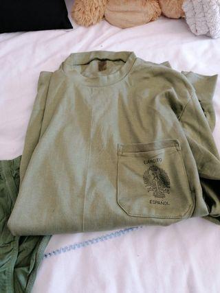 pijamas militar