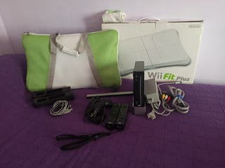 Nintendo Wii con Wii Fit Plus