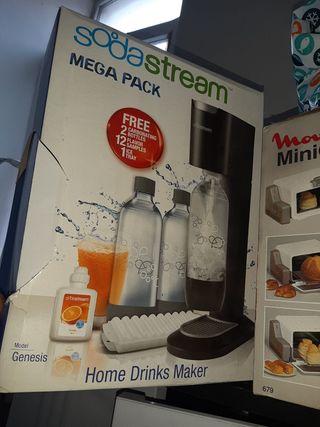 Máquina para hacer refrescos