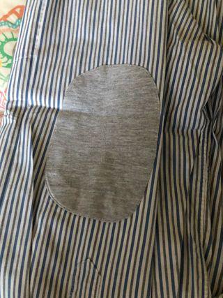Camisa Gant 3xl talla grande fresca verano.